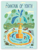 Time Travel Tours Postcard Series