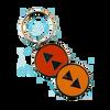 TTM Logo Keychain