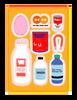 TTM Product Sticker Sheet