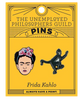 Unemployed Philosophers Guild Pin Pack