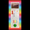 Time Travel Destination Tickets - Bookmarks