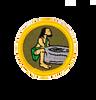 Paleolithic Fitness Time Badge