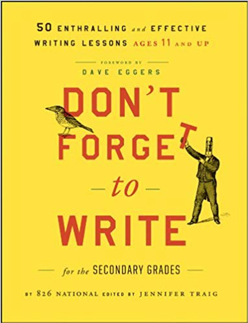 Don't Forget to Write (Secondary Grades)