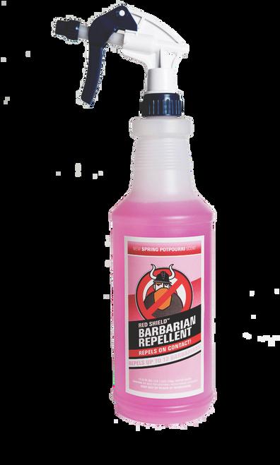 Barbarian Repellent