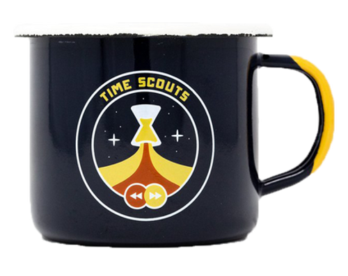 Beverage Containment Unit - Time Scouts