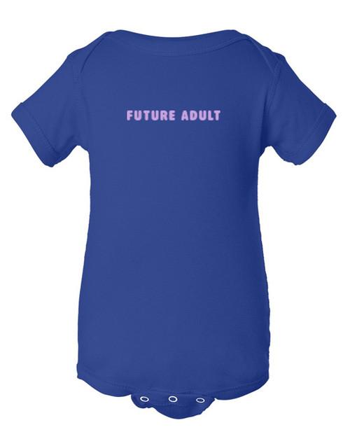 Future Adult Onesie