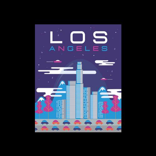 LA Postcards