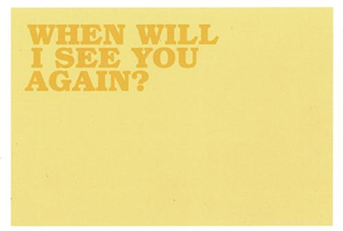 TTM When Postcard