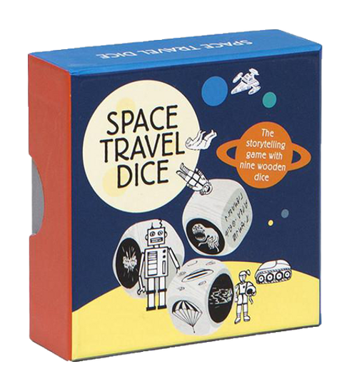 Space Travel Dice