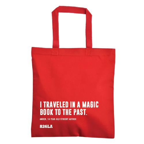 Traveled In a Magic Book