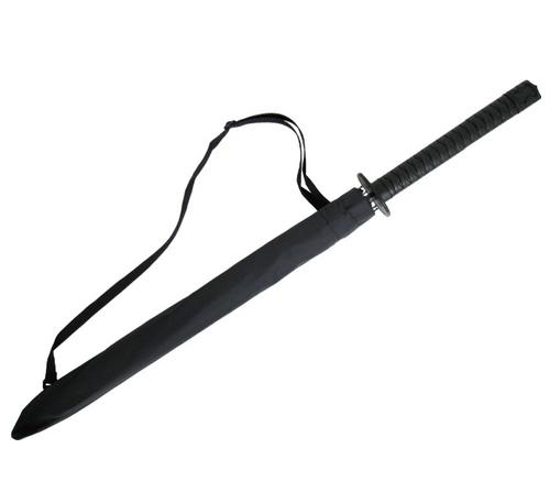 Samurai Umbrella folded