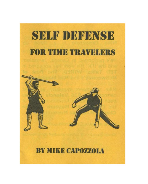 Self Defense for Time Travelers