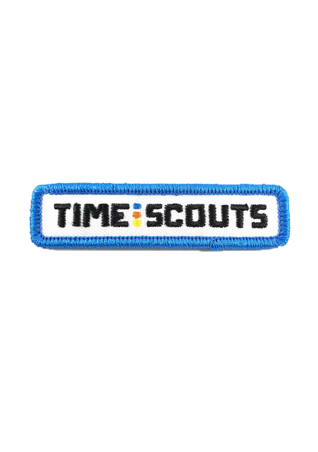 Standard Patch - Time Scouts