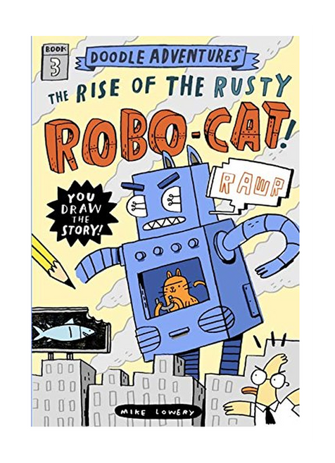 Rise of Rusty Robo Cat