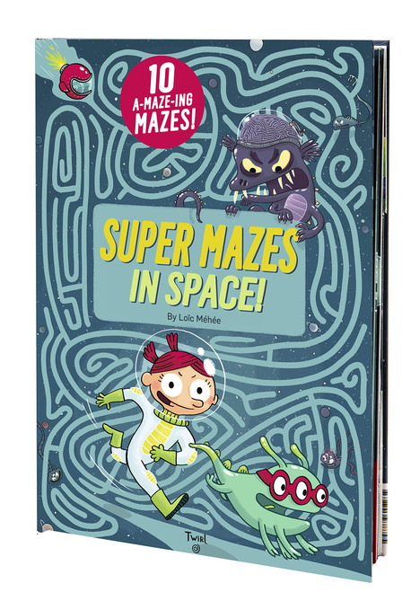 Super Mazes in Space!