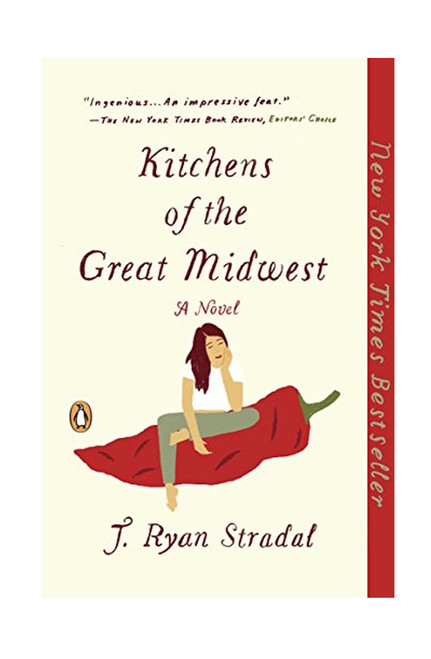 Kitchens of the Great Midwest - Paperback