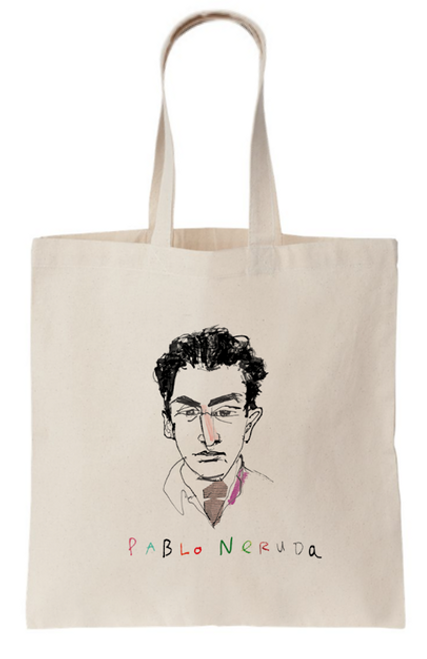 Dead Author Tote