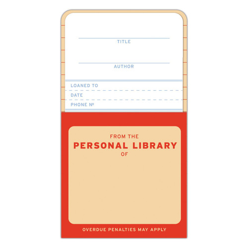 Personal Library Kit Refill