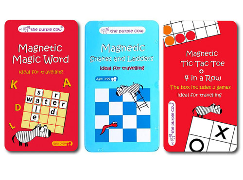 To Go Magnetic Games