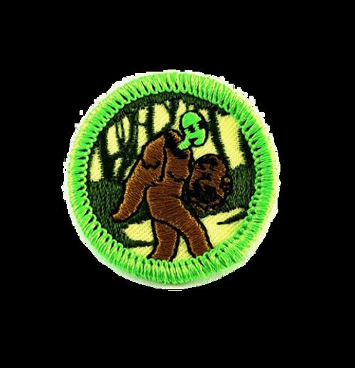 Myth Creation Time Badge