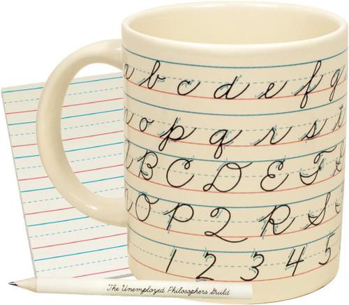 Penmanship Mug