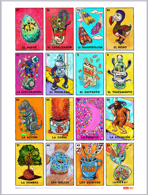 Loteria Poster