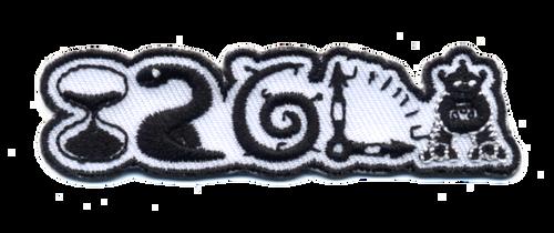 826LA Symbols Patch