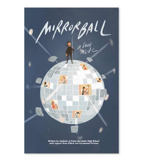 Mirrorball: A Look Inside