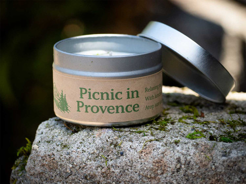 Picnic in Provence - travel tin