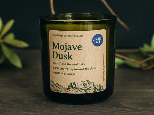 Mojave Dusk