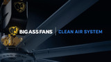 Product Spotlight: Big Ass Fans® Clean Air System