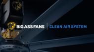 Product Spotlight: Big Ass Fans® Clean Air System