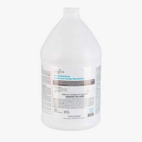 Zogics Zogics Commercial Disinfectant Concentrate