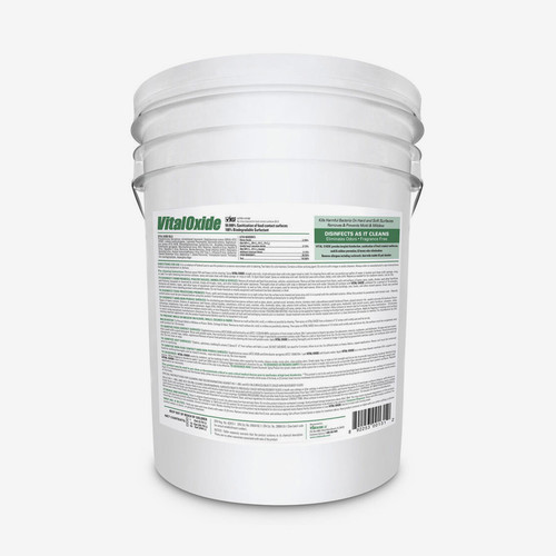Vital Oxide Commercial Surface Disinfectant (5 gallons)