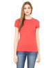 Bella + Canvas Ladies' The Favorite T-Shirt 6004 Heather Red