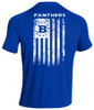 Under Armour Men's Short Sleeve Locker Tee 2.0 Blue