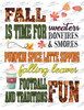 Fall is time for Sublimation Print