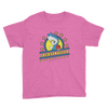 Jacksonville Basketball Youth Short Sleeve T-Shirt