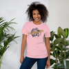 Jacksonville Indian Logo Short-Sleeve Unisex T-Shirt