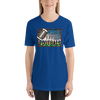 Faith Family Football Short-Sleeve Unisex T-Shirt
