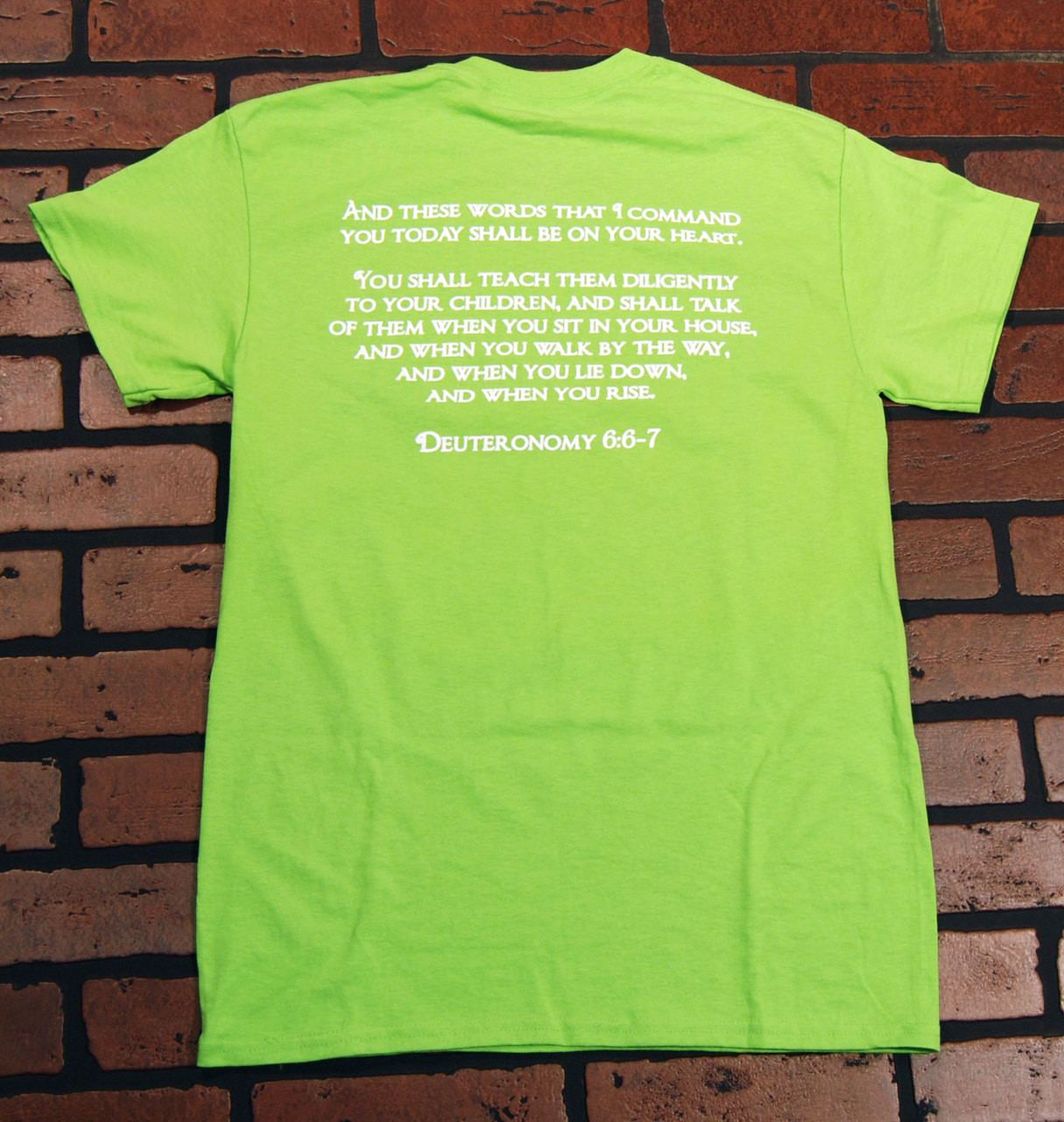 Screen Printed Gildan® DryBlend® Adult T-Shirt 1/1
