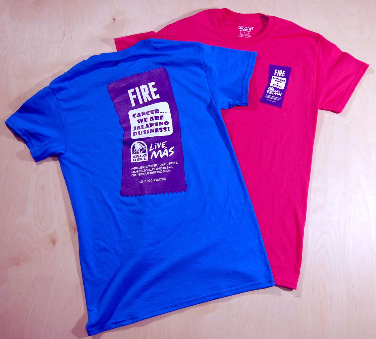 Screen Printed Gildan® DryBlend® Adult T-Shirt 2/2