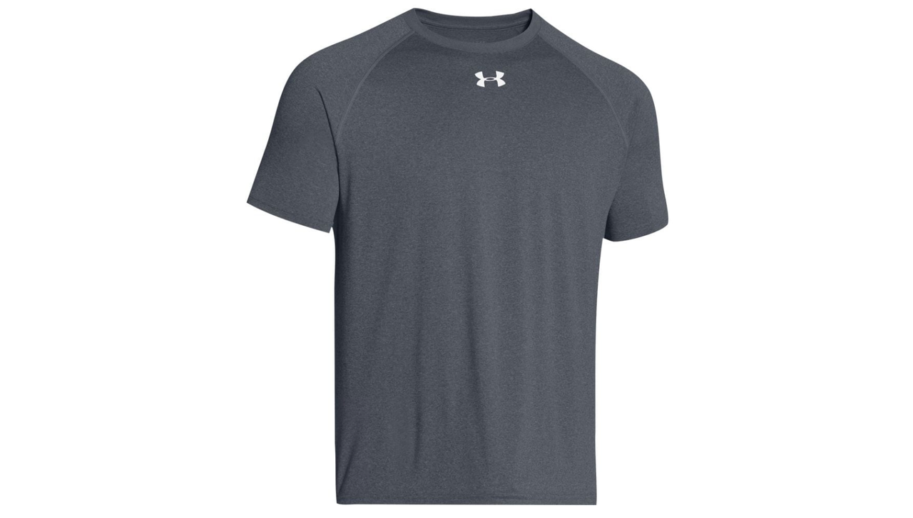 Under Armour Men's Short Sleeve Locker Tee 2.0 Graphite