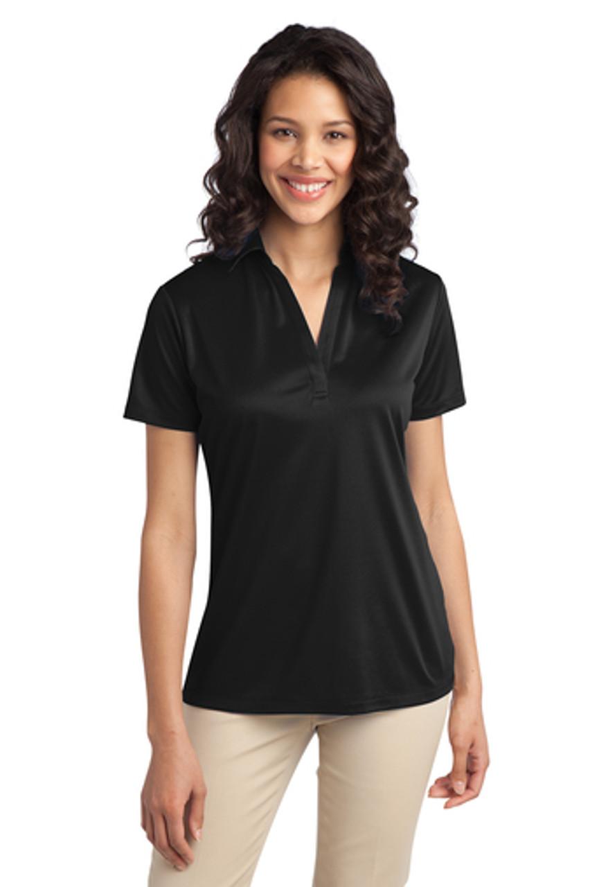 Jasper Ventures Port Authority® Ladies Silk Touch™ Performance Polo