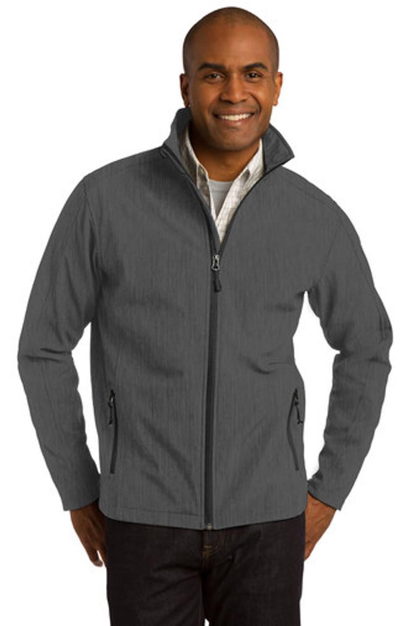 Jasper Ventures Port Authority® Core Soft Shell Jacket