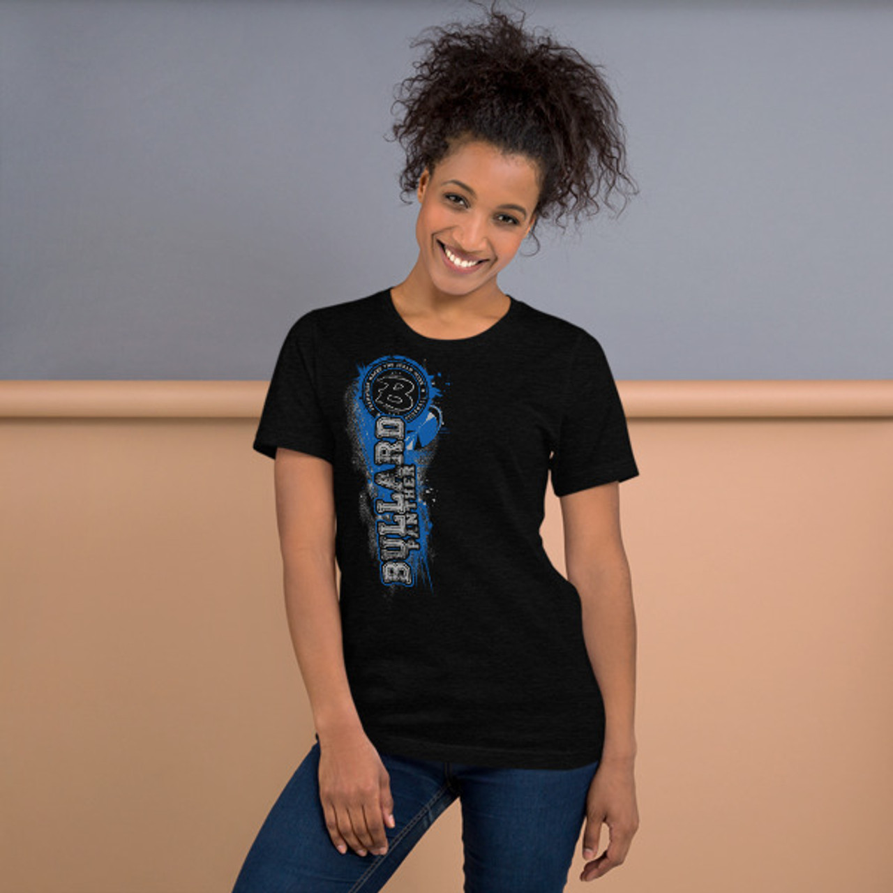Bullard Paint Short-Sleeve Unisex T-Shirt
