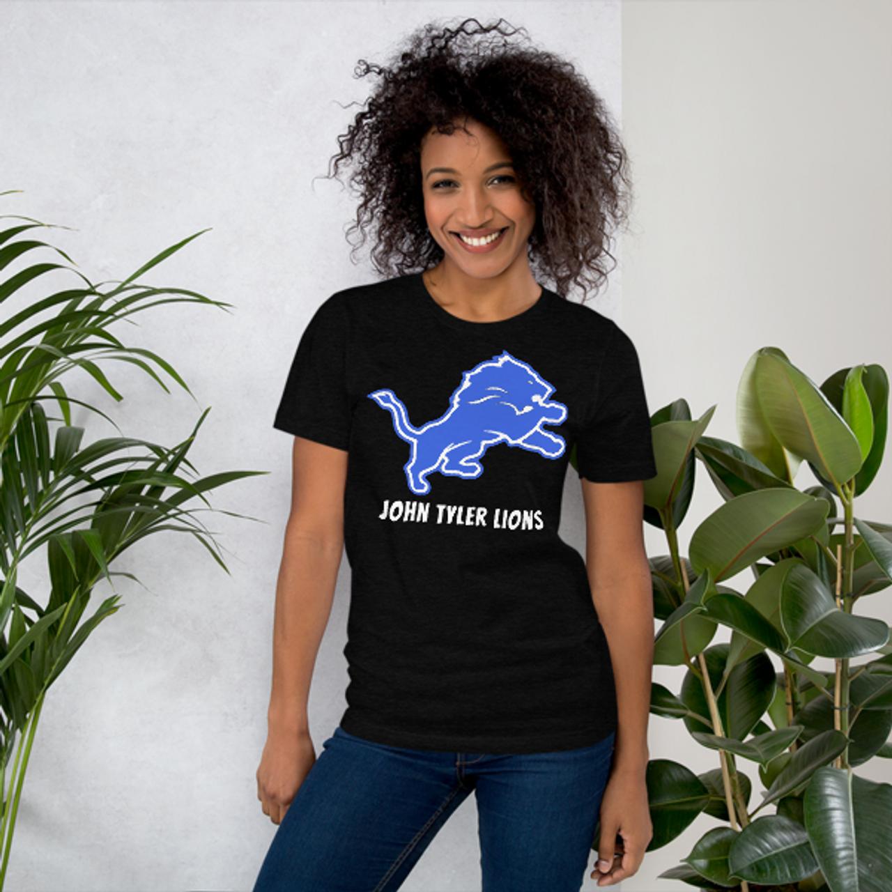 John Tyler Short-Sleeve Unisex T-Shirt