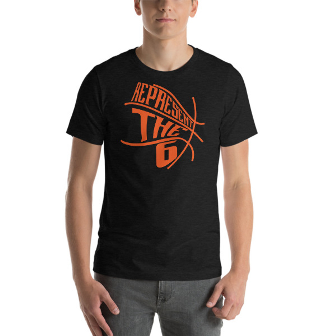 CHAMPS Basketball Team Represent The 6 T-Shirt