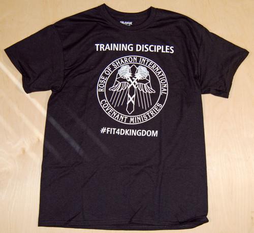 Screen Printed Gildan® DryBlend® Adult T-Shirt 1/0