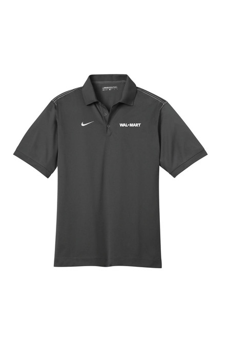 Walmart Nike Golf Dri-FIT Sport Swoosh Pique Polo
